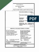 022626 Mémoire du procureur général du Québec
