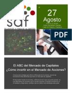Curso El ABC del Mercado de Capitales ¿Cómo invertir en el Mercado de Acciones?
