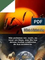 ESTUDOS BÍBLICOS_EVIDÊNCIA DA EXISTÊNCIA DE DEUS
