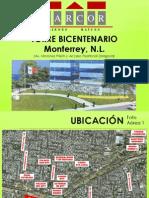 Presentación Torre Bicentenario