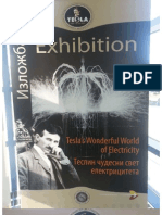 Tesla's Wonderful World of Electricity Exhibit - New York Hall of Science - July 10-Oct 2 29 2013