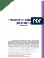 197-221 Tratamentul chirurgical preprotetic