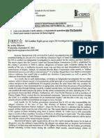 Provas de Ingles UERJ-1