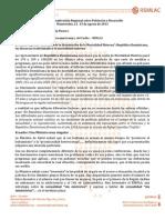 Anotaciones #CRPD2013 - 2