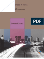 Business Expenses in Korea