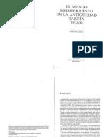 Cameron Averil - El mundo mediterráneo en la antiguedad tardía 395-600