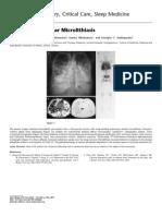 microlitiasis pulmonar