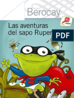 Aventuras Del Sapo Ruperto