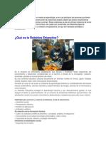 ROBÓTICA EDUCATIVA1