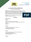 Programa Curso de Contrataciones Públicas
