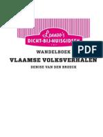 Wandelboek - Vlaamse Volksverhalen - Intro