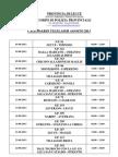 Calendario Pp Telelaser Agosto 2013-2