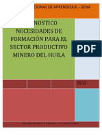 Estudio de Percepción de los Empresario  del Sector Minero