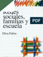 Dabas 1998 Redes Sociales, Familias y Escuela
