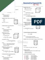 CSim-15 - Resumo de Poliedros