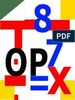Opculato - Mathematical Puzzle Book - Mullan