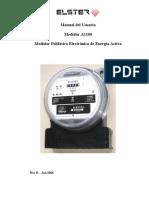 Manual A1100BR Español