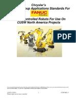 Chrysler Cusw Fanuc Robot Standard Rel 1.3