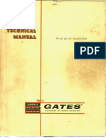 Gates Fm-1b 1 Kw Transmitter