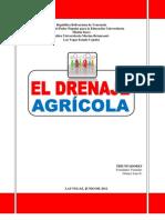 Drenaje Agricola (Sucre)