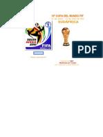Calendario Mundial 2010