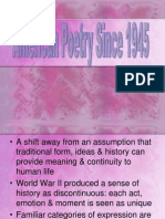 Poetry 1945