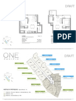 One Pacific West Block Floor Plans