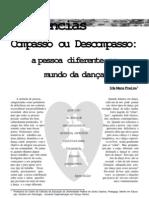 Compasso ou descompasso a pessoa deficiente no mundo da dança