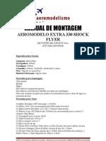 Manual de Montagem Extra330