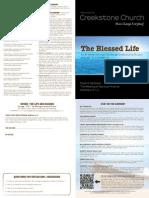 Bulletin - Aug. 18, 2013