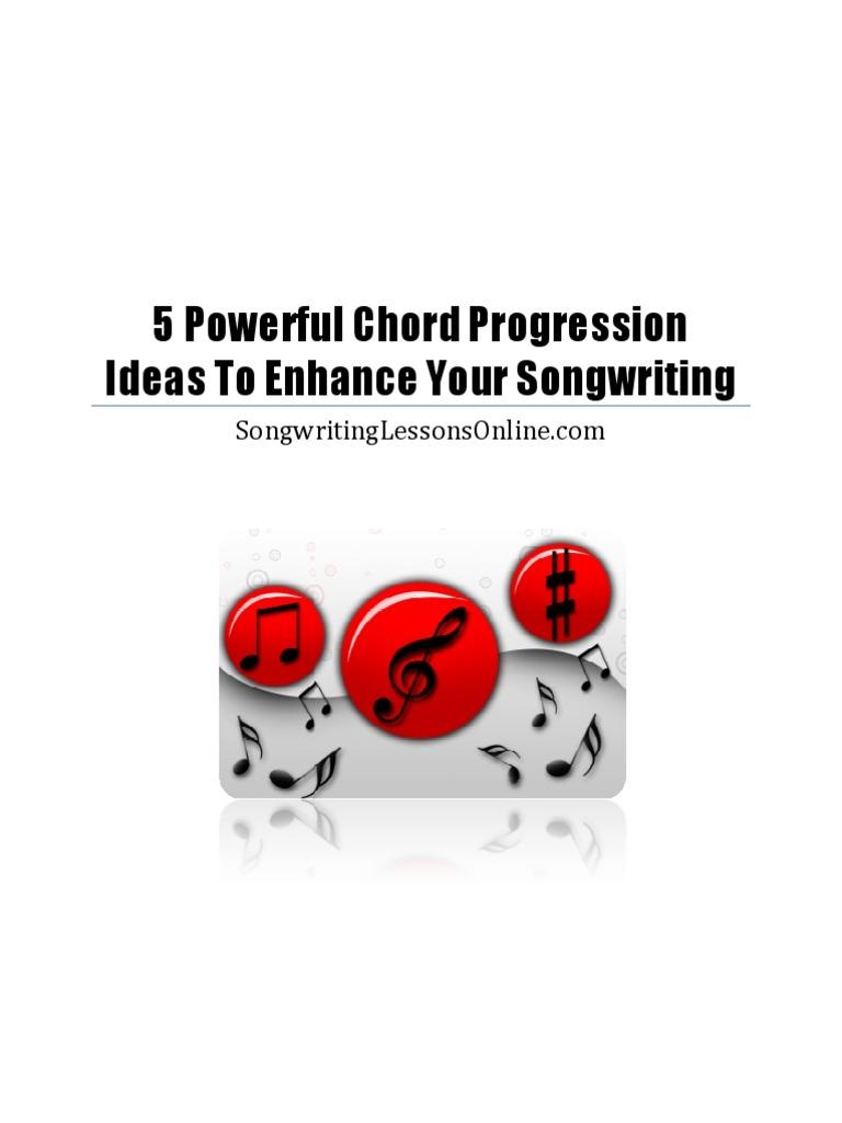 5powerfulchordprogressionideastoenhanceyoursongwriting Mode Music