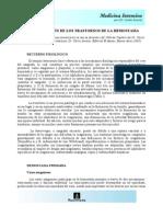 EVALUACIÓN DE LOS TRASTORNOS DE LA HEMOSTASIA
