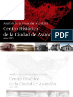 Tesis Centro Histórico de Asunción