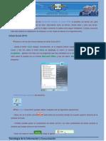 Elementos de Excel I (1)