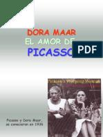 Picasso y Dora