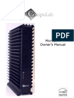 Microserver Owners Manual