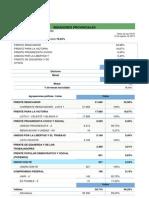 Resultado PASO 2013 en San Fernando - Senadores Provinciales
