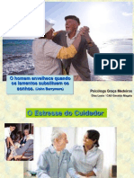 Estresse cuidador idosos