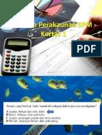 Prinsip Perakaunan Spm K 1