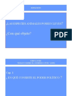 LOCKE, Ensayo Sobre El Gobierno Civil