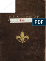 The Guide of Bain
