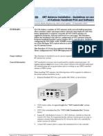 72501508 RET Antenna Installation Using Kathrein PCA