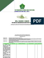 (6.1) Silabus IPS SMP_MTs. Kls.vii Kurikulum 2013