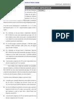 Cespe 2013 Serpro Analista Pericia Em Calculo Judicial Prova
