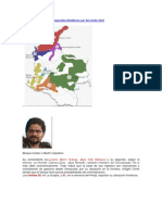 Bloques de La FARC Mayo 2013