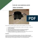 Compressor de Motor de Geladeira