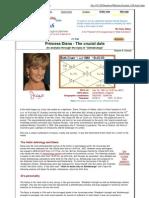 Diana-The Crucial Date Analyzed Astrologically