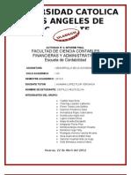 Informe Final de Desarrollo de La Sociedad III