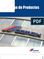 Catalogo de Concretos Cemex