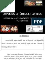 INTERTEXTUALIDADE E INTERDISCURSIVIDADE ASPECTOS TEÓRICOS